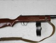 Пистолет Пулемет Дегтярева (ППД)