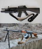 Новое Оружие - Лазертаг Войнушка