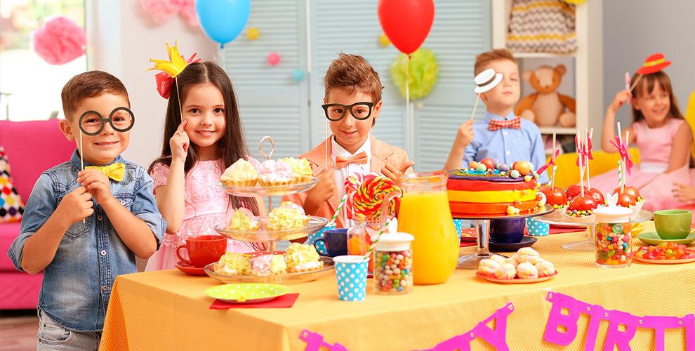где отметить день рождения ребенка 10 в Днепре
